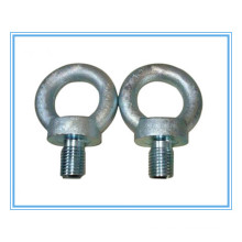 DIN580 Carton Steel Lifting Eye Bolt with HDG