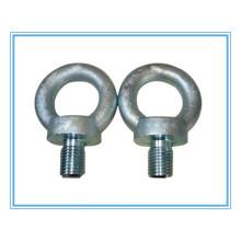 Parafuso de olho de levantamento de aço da caixa DIN580 com HDG
