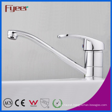 Fyeer Cheap Long Spout Kitchen Sink Faucet (QH18002)