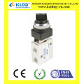 3 way mechanical valve, stop type machinery valve