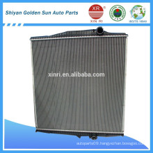 Volvo full aluminum auto coolant radiators