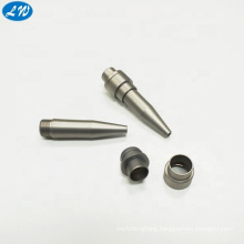 China factory anodized custom cnc lathe turned aluminum parts