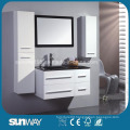 New Gloss Painting MDF Bathroom Cabinet with Sink