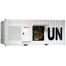 Vereinigen Sie Dieselgenerator der Energie 900kw 1125kVA Mtu Benz