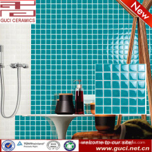 china supply green wall decorative bathroom mosaic look ceramic tile