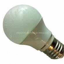 Plástico novo G45 12 2835 SMD LED 220lm E27 Luz de bulbo