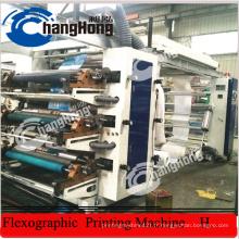 Machine d'impression flexographique en feuille d'aluminium (CH884-1200L)