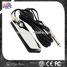 Factory Wholesale Price Mini Stainless Steel Flat Tattoo Foot Pedal