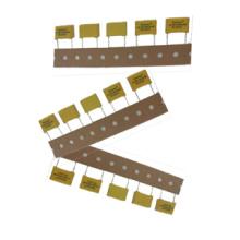 Condensador metalizado de la película X2 del polipropileno de Topmay 275 / 280V