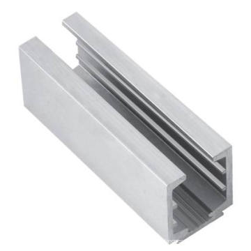 Riel de aluminio labial corto labial de alta calidad