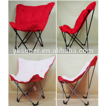 Popular butterfly chair with removable cover