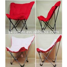 Cadeira de borboleta popular com tampa removível