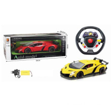4 Channel Remote Control Car with Light Battery Included (10253139)