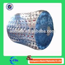 Diversión y emocionante bola de agua grande bola inflable de agua caminando, rentable walk-in bola de agua comprar