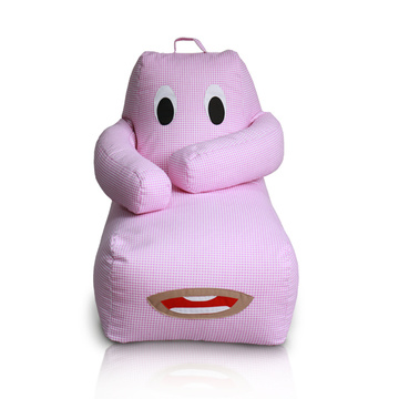 New design cartoon best cute kids bean bag