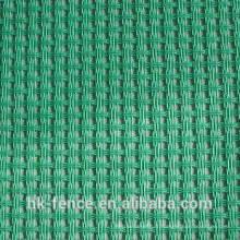 Toile d'ombrage agricole 150g / m2 noir vert