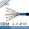 SIPU 2017 hot sales 4 Pair 0.56 bare copper utp cat6 internet computer lan outdoor cable cat6