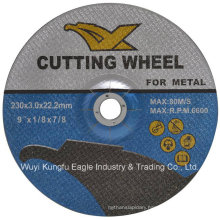 Gold Supplier China 9inch Abrasive Grinding Cutting Wheels