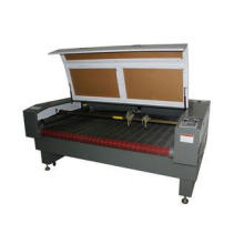 Apparel / leather sho / fabric laser cutting machine , lase