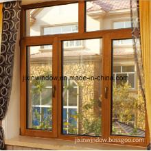Wood Clad with Aluminum Window