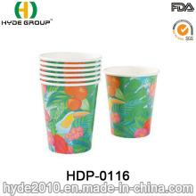 Taza de consumición fría disponible taza de papel estilo de Hawaii