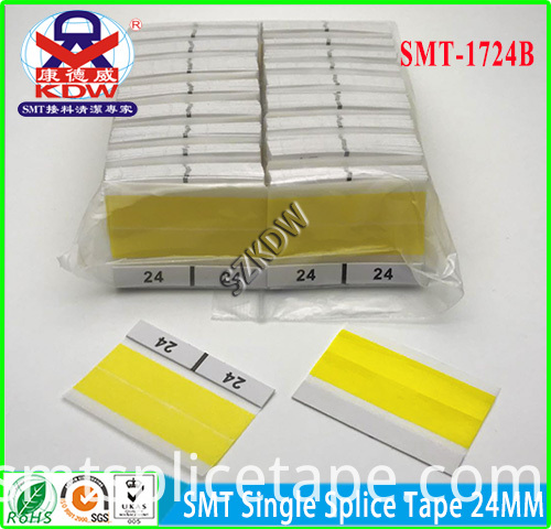 SMT Single Splice Tape with a guide