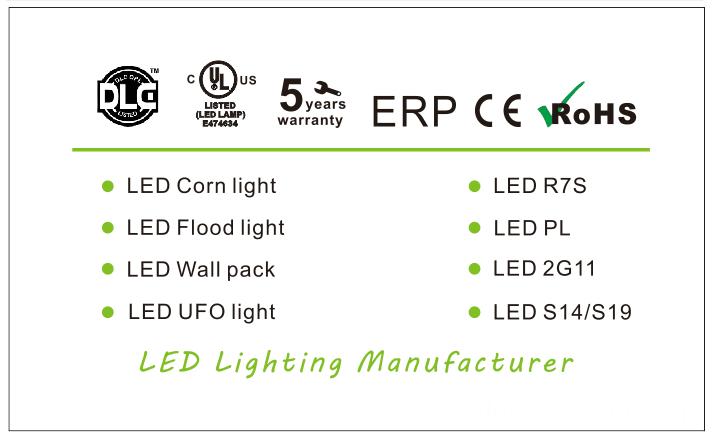 LED R7S