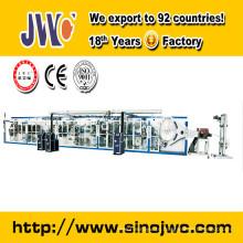 Almofada de mama servo completo fazendo máquinas JWC-RD-SV
