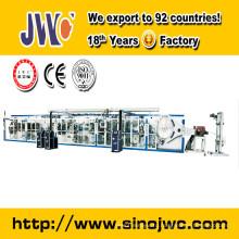 Полный сервопривод для изготовления молочных прокладок JWC-RD-SV