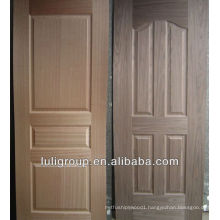 Cherry and Black Walnut Veneer HDF Door Skin