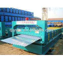 Full-auto Metal Corrugated Machine