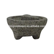 Mexican Granite Molcajete for Making Guacamole