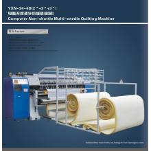 Máquina que acolcha de múltiples agujas de la maquinaria del colchón de Yuxing