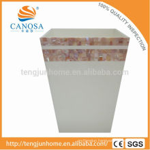 Canosa shell collection set kitchen cabinet trash can