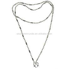 Edelstahl-Allergie freie Kette Halskette für Männer Schmuck Zubehör