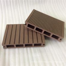 Sistema composto plástico de madeira do assoalho WPC do assoalho da plataforma