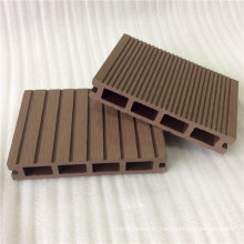 Деревянный пластичный составной Пол палубы WPC этаж система