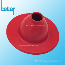 Custom Molded Weather Resistance Rubber Bellow Dust Cover
