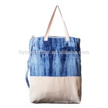 Естественная Eco содружественный подгонянный хлопок белье сумка