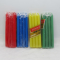 Scented Colors Stick Candle for Party