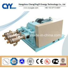 Cyyp 78 Ununterbrochener Service Großer Durchfluss und hoher Druck LNG Liquid Oxygen Stickstoff Argon Multiseriate Kolbenpumpe