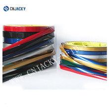 Rayas magnéticas laminadas coloridas para la fabricación de la tarjeta