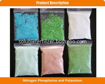 Monband solid powder water soluble fertilizer NPK 19-19-19