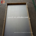The price platinum coated titanium water ionizer plates price per kg