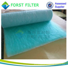 FORST Supply Alto Eficiência Paint Stop Fiberglass Floor Filter Medium
