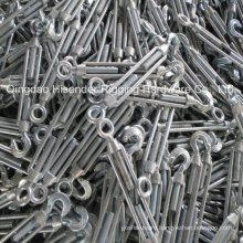 Turnbuckle, Commercial Mellable Type, JIS Frame Type, DIN1480, DIN1478, Us Type Forged
