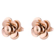 Bijoux fantaisie Bijoux en acier inoxydable Boucles d'oreilles Boucles d'oreilles en or