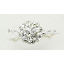 Ручной shamballa кольцо