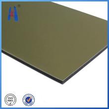 Material de construcción Aluminio Compoiste Panel con precio competitivo