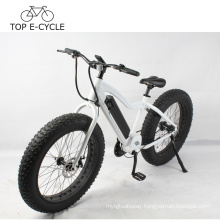 OEM 2018 Snow Fat Tire Electric Bike BAFANG 8FUN HD1000W Fat E Bike